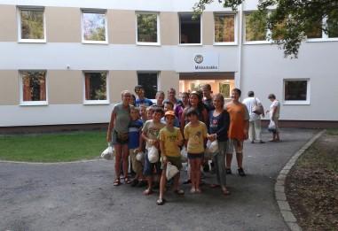 Zánka Erzsébet-tábor